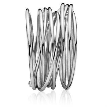 Wave fingerring, Izabel Camille
