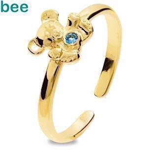Bee Jewelry Ring, model 25291-SPAQ-K
