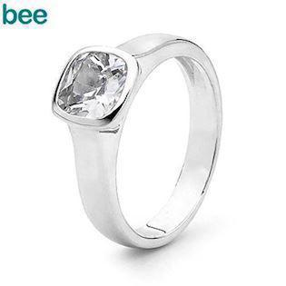 Bee Jewelry Ring, model 35310-CZ