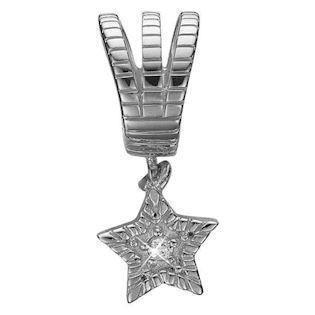 Christina Collect You're A Star Silver Pendant med Topaz