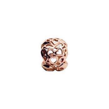 Christina Collect Heartbeat rose ring