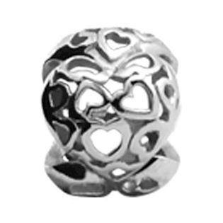 Christina Collect Heartbeat silver ring