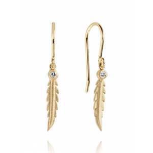 Carré Earring, model TH2386DI