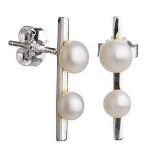 Lieblings Earring, model PEARLS-E4-S