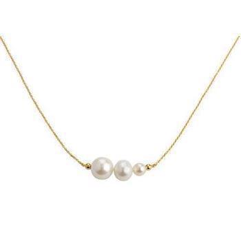 Lieblings Necklace, model Pearls-N2-FG
