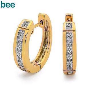 Bee Jewelry Earring, model 55509