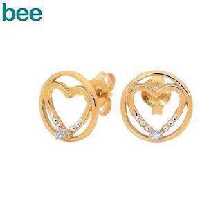 Bee Jewelry Earring, model 55575