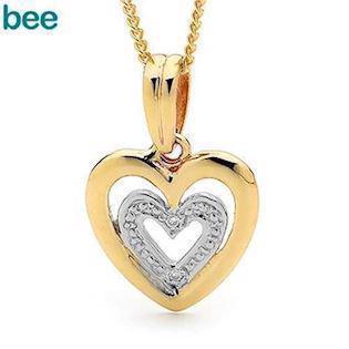 Bee Jewelry Pendant, model 65410