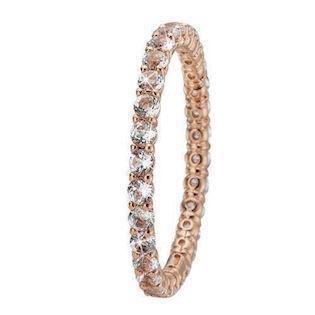 Christina Collect Rose golden charm Fingerrings, model 4.3.C