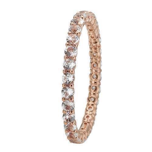 Christina Collect Rose golden charm Fingerrings, model 4.3.C-61
