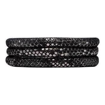 Christina Collect Bracelet set, model 601-30Silverblack