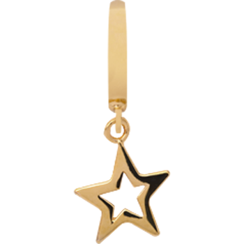 Christina Collect Star gold pendant