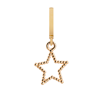 Christina Collect North Star gold pendant