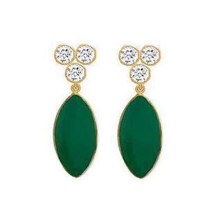 frk Lisberg Earring, model Julienne5337