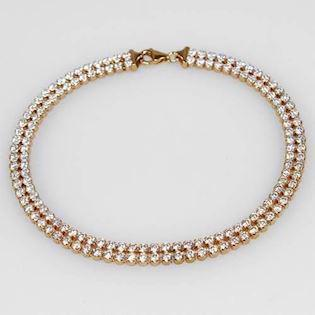San - Link of joy Bracelet, model Tennis-27-AH